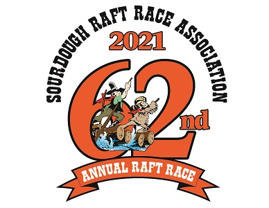 Sourdough Raft Race Logo